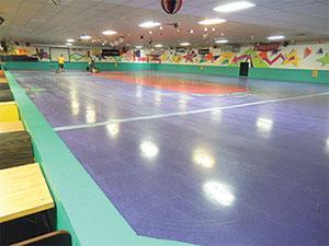 Rollon Skate Floor Systems LLC - Roller skating rink flooring for sale